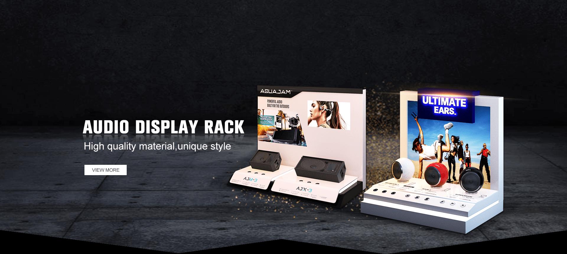 Audio Display Rank