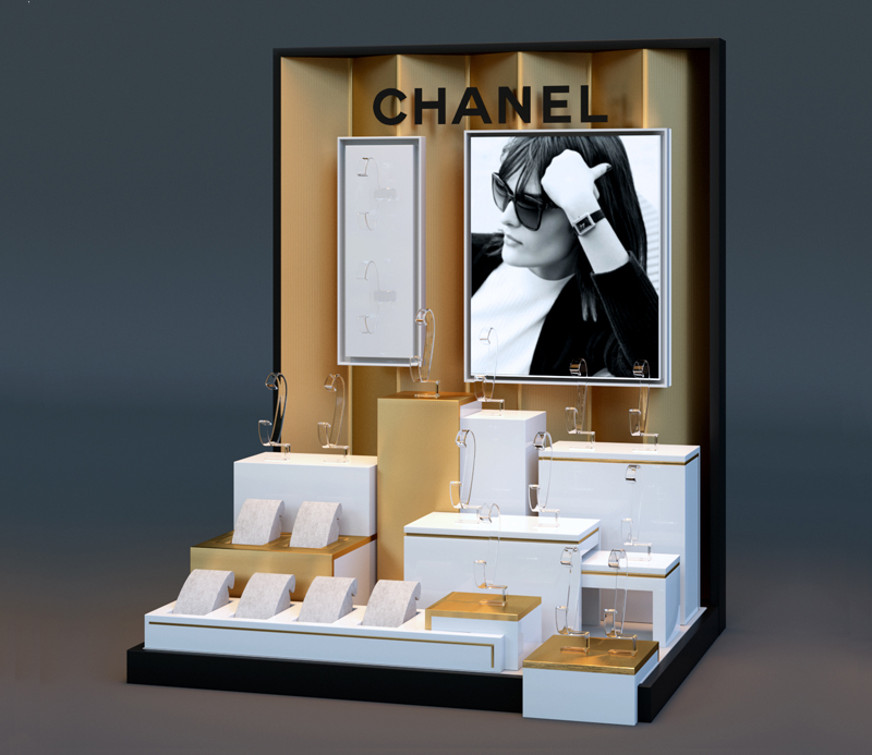 CHANEL watch display stand