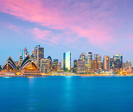 Oceania: Australia, New Zealand, etc