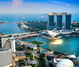 Asia: Singapore, Malaysia, Japan, Korea