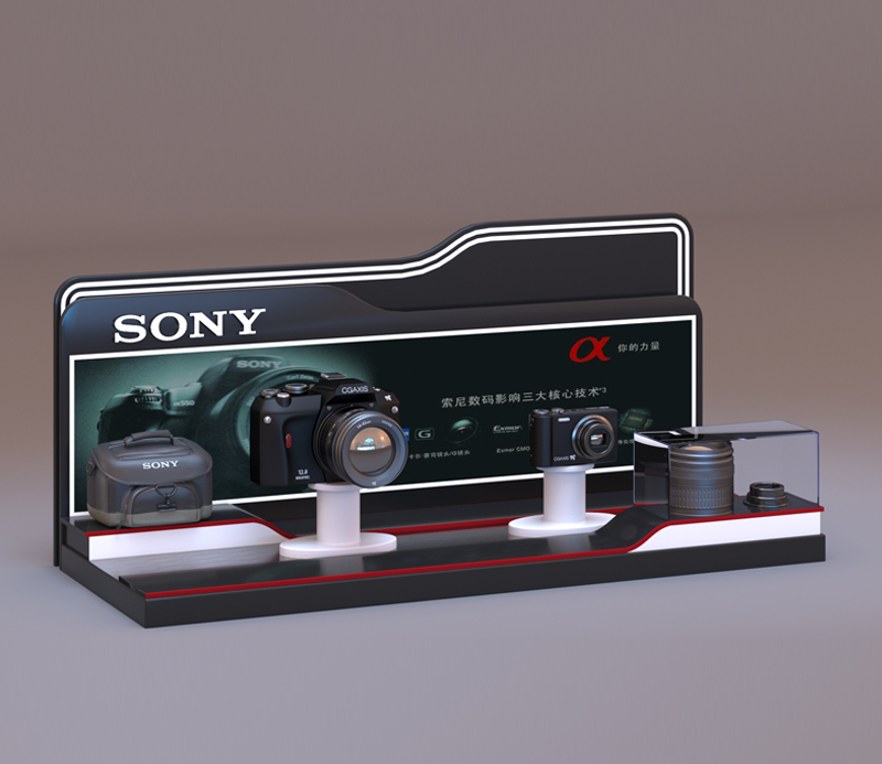 Sony SLR Camera Display Rack