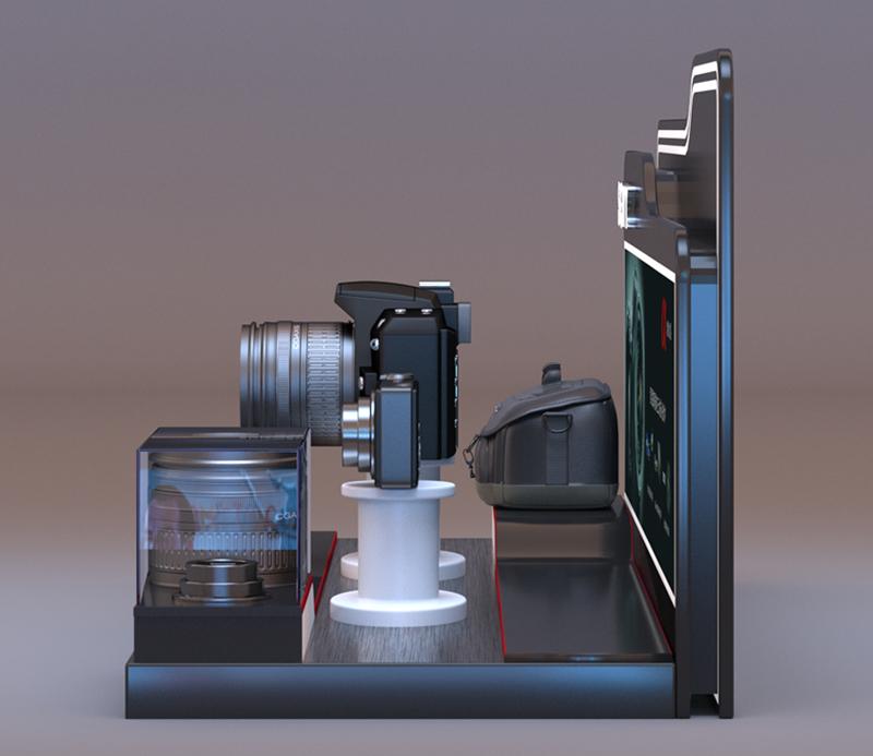 Sony SLR Camera Display Rack